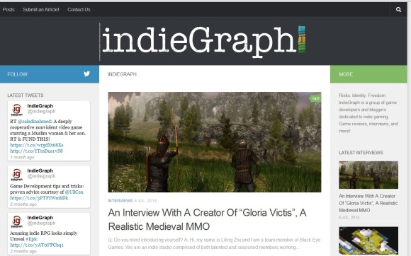 indiegraph